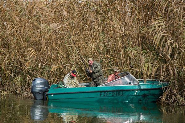рыбалка в астрахани катер